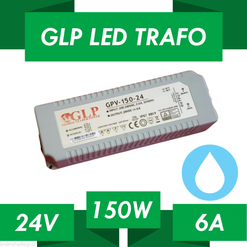 led-trafo-150-watt-24-volt-waterdicht