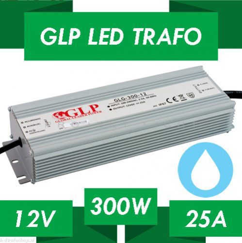 led-trafo-300-watt-12-volt-waterdicht