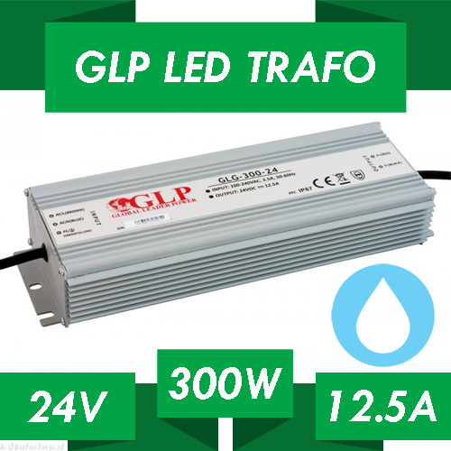 led-trafo-300-watt-24-volt-waterdicht